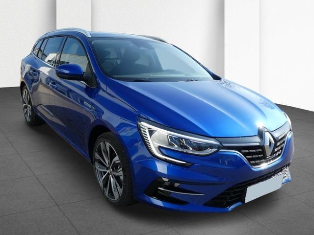 Gebrauchtfahrzeug Renault Mégane Grandtour - Megane Blue dCi 115 Intens Klimaauto Navi Schiebedach