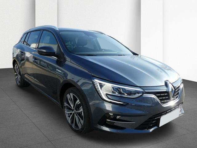 Gebrauchtfahrzeug Renault Mégane Grandtour - Megane Blue dCi 115 Intens SHZ Klimaauto Navi
