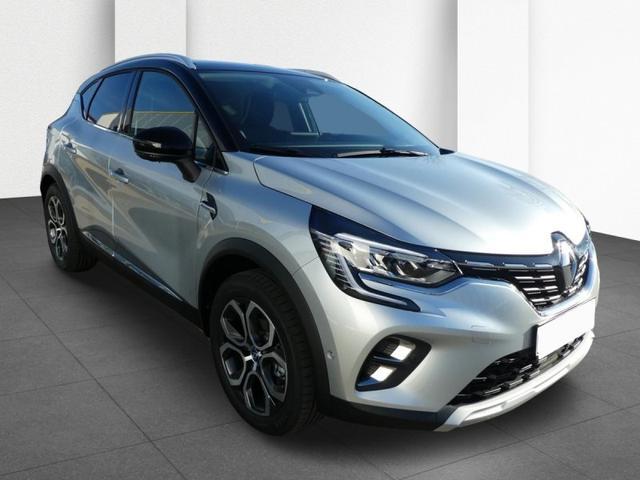 Renault Captur - E-TECH Plug-in Hybrid 160 Edition One Bose SHZ 360° Kamera Klimaauto Navi
