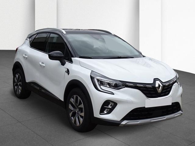 Lagerfahrzeug Renault Captur - TCe 140 EDC Intens Sitzheizung, Rückfahrkamera, Navi