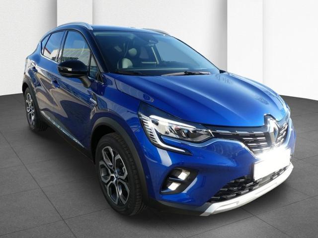 Renault Captur - E-TECH Plug-in Hybrid 160 Intens SHZ 360° Kamera Klimaauto Navi
