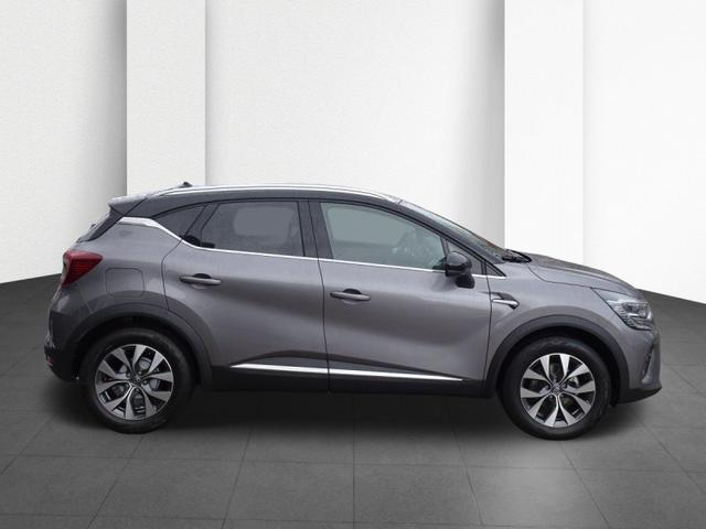 Renault Captur - TCe 130 Intens Sitzheizung, Rückfahrkamera, Navi