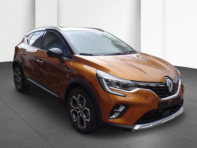 Renault Captur - E-TECH Plug-in Hybrid 160 Edition One Klimaautomatik, Rückfahrkamera, BOSE