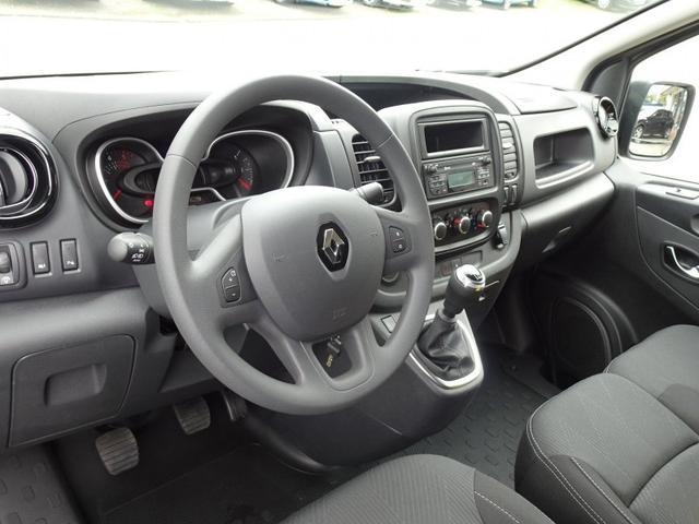 Renault Trafic Kastenwagen lang 2.0 dci L2H1 Klima, Laderaumschutzpaket, PDC hinten