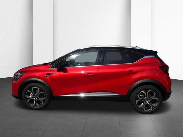 Renault Captur - E-TECH Plug-in Hybrid 160 Intens Sitzheizung, Lenkrad beheizbar, Navi