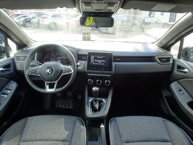 Renault Clio TCe 90 Intens Sitzheizung, Rückfahrkamera, Navi