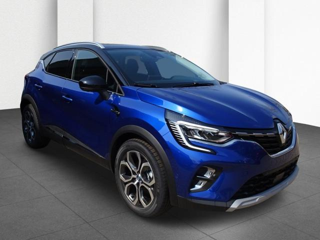 Renault Captur - E-TECH Plug-in Hybrid 160 Intens Rückfahrkamera 360°, Easy-Park-Assistent