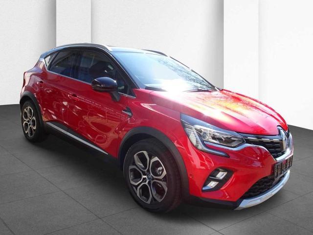Renault Captur - E-TECH Plug-in Hybrid 160 Intens Sitzheizung, Rückfahrkamera, Navi