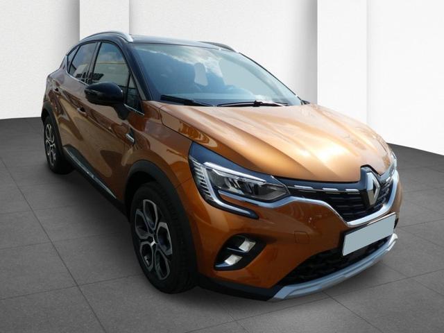 Lagerfahrzeug Renault Captur - TCe 140 EDC Intens SHZ Klimaauto Navi