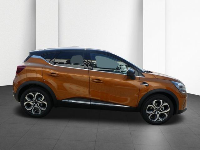Renault Captur - TCe 140 EDC Intens SHZ Klimaauto Navi