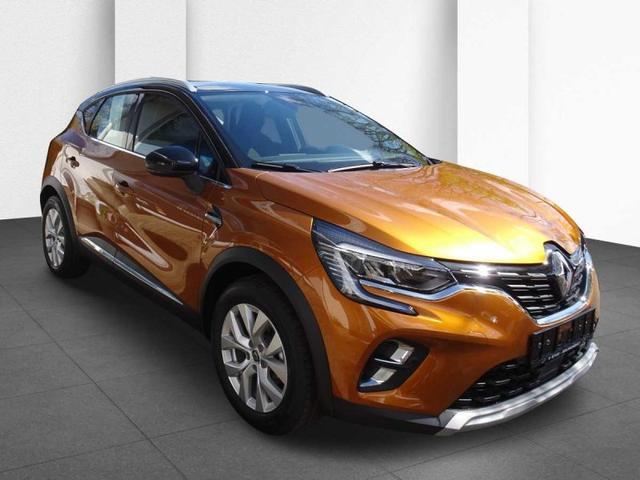 Renault Captur - TCe 90 Intens Navi, Rückfahrkamera, Klimaautomatik Vorlauffahrzeug