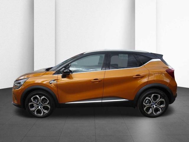 Renault Captur - E-TECH Plug-in Hybrid 160 Intens Signatur-Paket-Orange