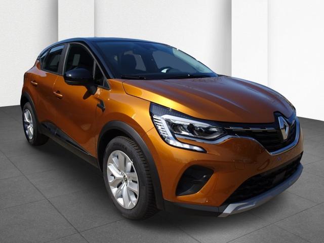Lagerfahrzeug Renault Captur - TCe 140 EDC Business Edition, Navi, Klimaautomatik, Sitzheizung, Ganzjahresreifen