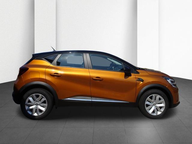 Renault Captur - TCe 140 EDC Business Edition, Navi, Klimaautomatik, Sitzheizung, Ganzjahresreifen