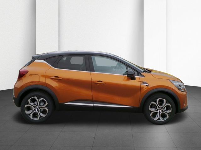 Renault Captur TCe 130 Intens Navi Klimaauto