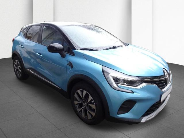 Renault Captur - TCe 90 Experience Deluxe-Paket, Navi, Klimaautomatik Vorlauffahrzeug