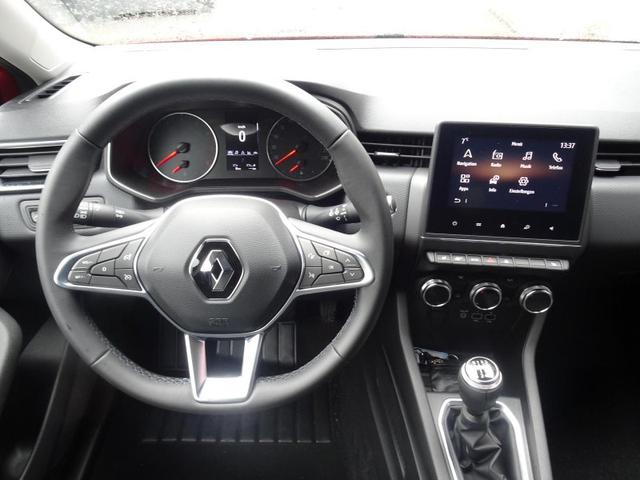 Renault Clio TCe 90 Experience Deluxe-Paket, Navi, Klimaautomatik