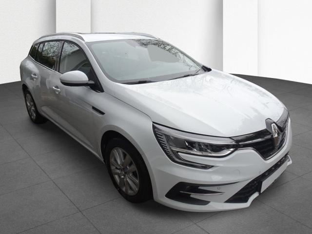 Renault Mégane Grandtour - Megane Zen E-TECH Plug-in Hybrid 160 Navi, Lenkrad beheizbar, Sitzheizung