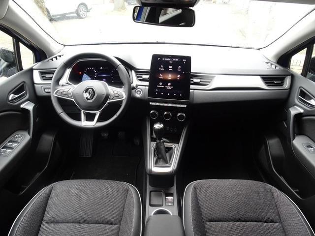 Renault Captur TCe 90 Intens Navi, Rückfahrkamera
