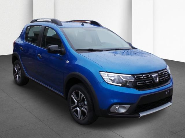 Lagerfahrzeug Dacia Sandero - Stepway TCe 100 Celebration, Klimaautomatik, PDC Rückfahrkamera