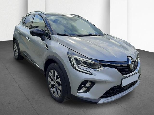 Gebrauchtfahrzeug Renault Captur - TCe 155 EDC Intens SHZ Klimaauto Navi