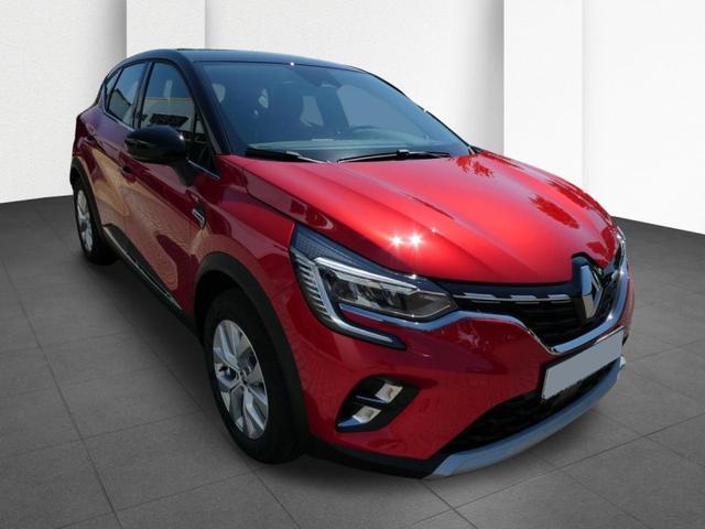 Gebrauchtfahrzeug Renault Captur - TCe 90 Intens Klimaauto Navi