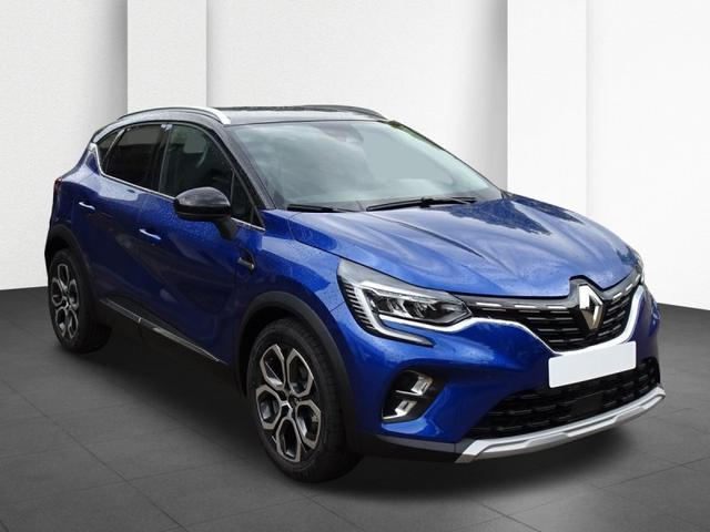Renault Captur - TCe 140 EDC Intens, Alu 18, Navi, Sitzheizung