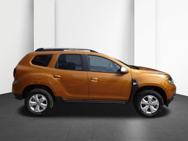 Dacia Duster - TCe 100 LPG Comfort, Look Paket, PDC, Lederlenkrad, 4 x elt. Fh.