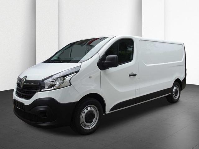 Lagerfahrzeug Renault Trafic Kastenwagen lang - 2,0 dCi 120 ENERGY L2H1 3,0t Komfort GJR, Klima, Mobiles Büro
