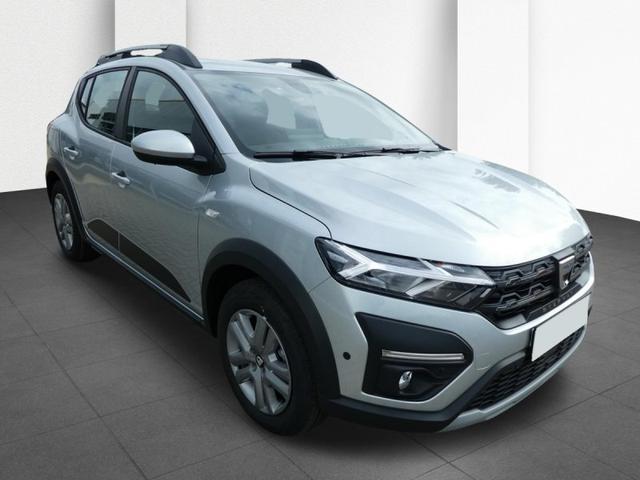 Dacia Sandero Stepway - TCe 100 LPG Comfort Klimaauto Navi Rückfahrkamera