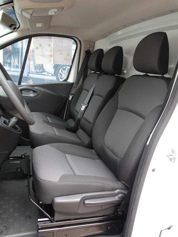 Renault Trafic Kastenwagen lang 2,0 dCi 145 L2H1 3,0t Komfort Rückfahrkamera, GJR