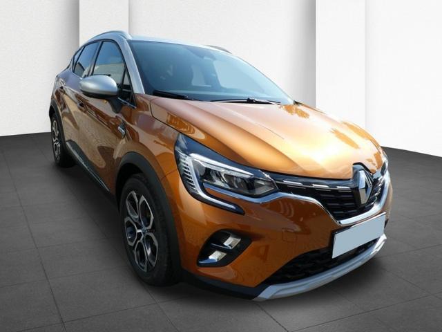 Gebrauchtfahrzeug Renault Captur - Hybrid E-TECH Plug-in 160 Intens Bose Klimaauto Navi