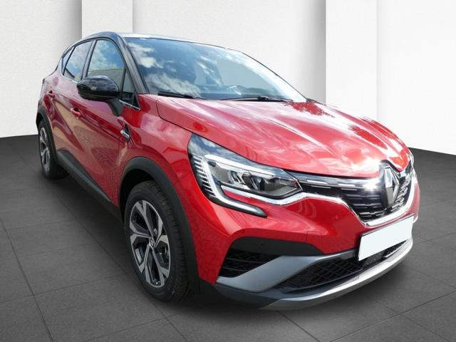 Lagerfahrzeug Renault Captur - Hybrid E-TECH Plug-in 160 R.S. Line SHZ Klimaauto Navi -