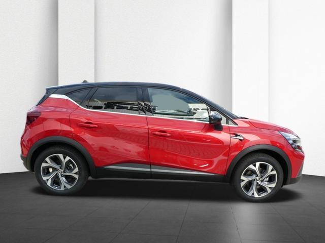 Renault Captur - Hybrid E-TECH Plug-in 160 R.S. Line SHZ Klimaauto Navi -