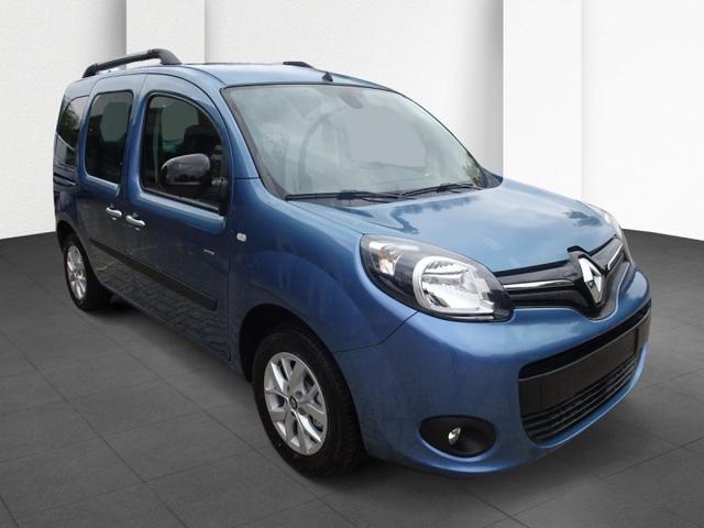 Lagerfahrzeug Renault Kangoo - BLUE dCi 95 Limited Deluxe Paket Navi Klimaauto