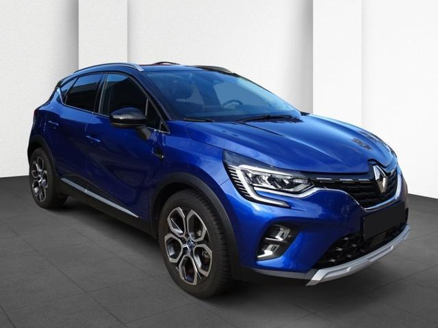 Gebrauchtfahrzeug Renault Captur - Hybrid E-Tech Plug-In 160 Edition One BOSE SHZ Navi