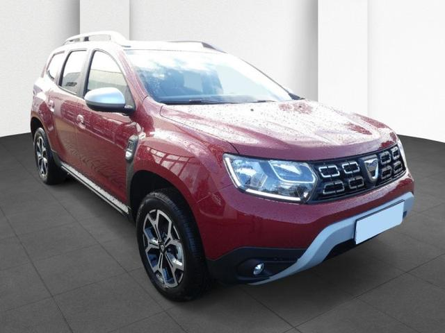 Dacia Duster - TCe 150 4WD Prestige SHZ Klimaauto Navi
