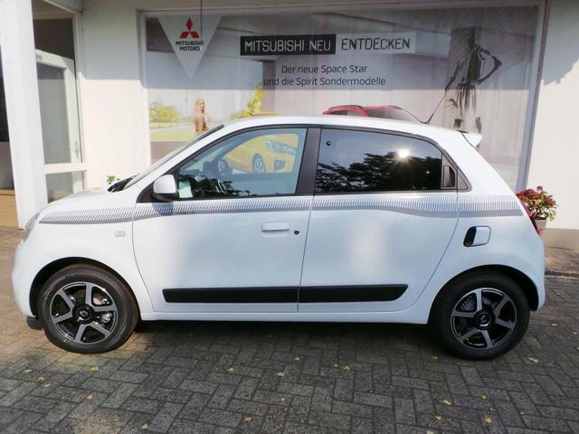 Renault Twingo - 1.0 SCe 75 Limited Klima, Sitzheizung, Bluetooth