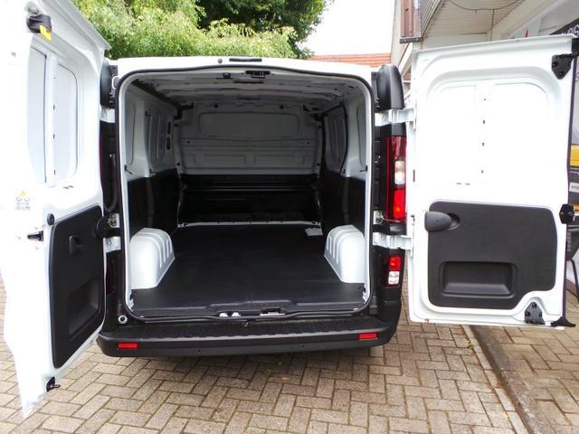 Renault Trafic Kastenwagen 2,0 dCi 145 EDC L1H1 3,0t Komfort, Klima