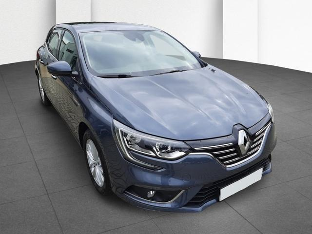 Renault Mégane - Megane TCe 140 Intens, Winter-Paket, Rückfahrkamera, Navi