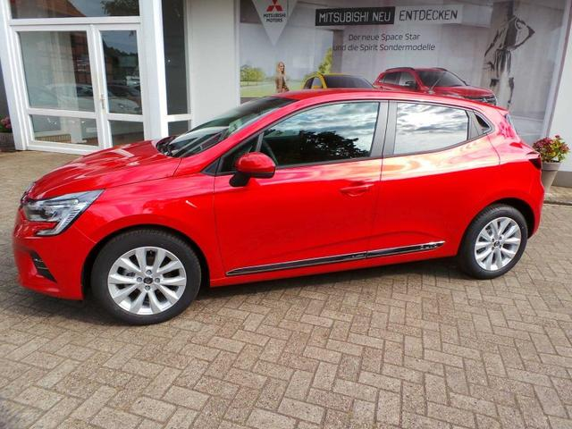 Renault Clio - SCe 75 Experience PDC Deluxe-Paket, Sitzheizung
