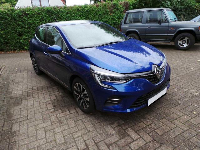 Renault Clio - TCe 100 Intens City-Paket Lagerfahrzeug