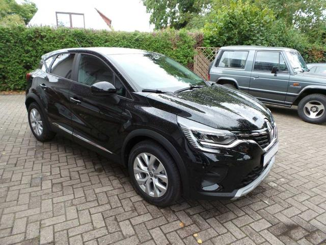 Renault Captur - TCe 100 Experience Deluxe-Paket