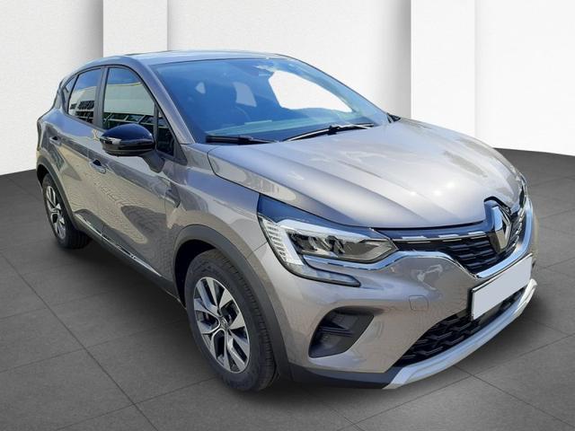Renault Captur - TCe 100 Experience SHZ Klimaauto Navi