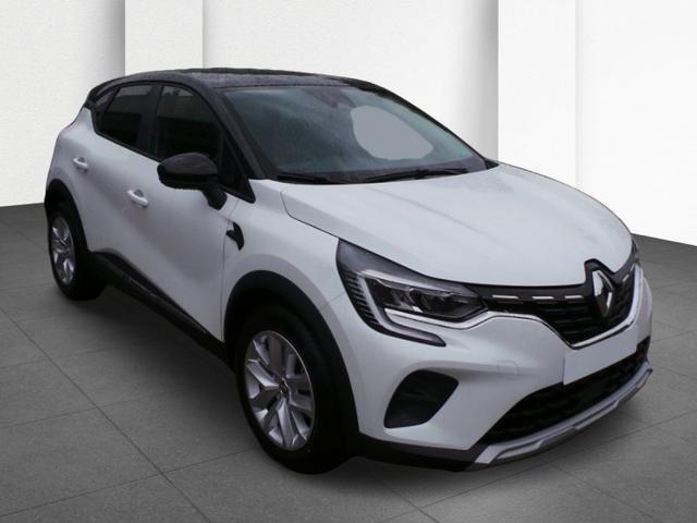 Renault Captur - TCe 100 Experience Navi Klimaauto