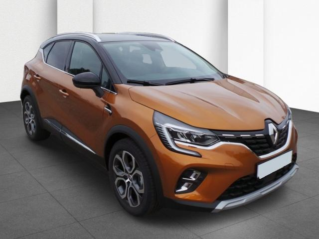 Lagerfahrzeug Renault Captur - TCe 130 Intens Navi Klimaauto