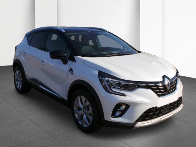 Renault Captur - TCe 100 Intens Navi Rückfahrkamera