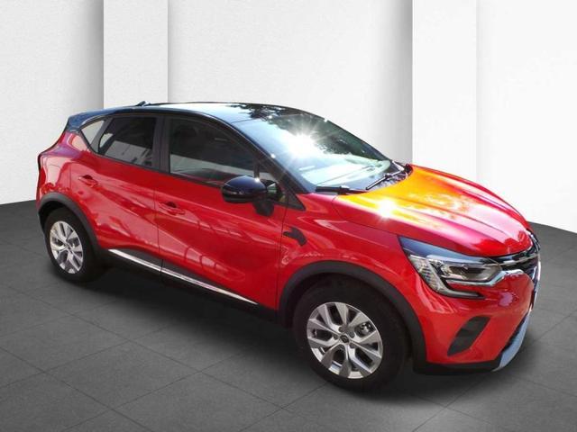 Renault Captur - TCe 100 Experience Deluxe-Paket, Navi, PDC hinten
