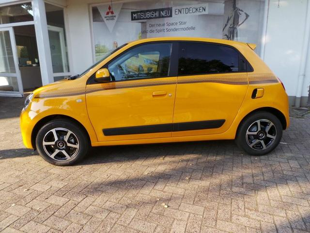 Renault Twingo - SCe 75 Limited Deluxe-Paket, Tempomat, PDC, Klima
