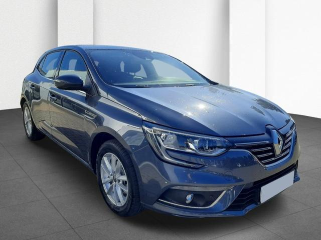 Renault Mégane - Megane TCe 140 Intens SHZ Klimaauto Navi